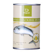 Canned Mackerel Manufacturer