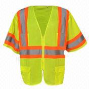 Short Sleeve Safety Jacket from China (mainland)