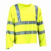 Reflective Safety Shirt from China (mainland)