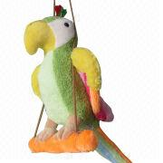 Plush Parrot from China (mainland)