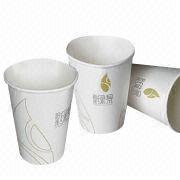 Disposable paper coffee cup from China (mainland)