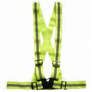 Reflective Harness Belt from China (mainland)