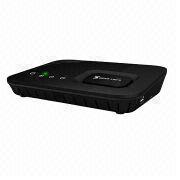 China Twin Tuner Dual-core IPTV Set-top Box