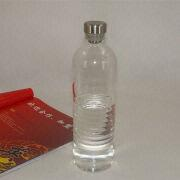 500ml High Boron Glass Water Bottle from China (mainland)