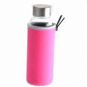 250/360/500ml High Boron Glass Water Bottle from China (mainland)