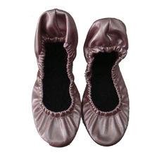 China PU Flat Ladies' Shoes