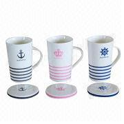 300mL Fine Porcelain Cups from China (mainland)