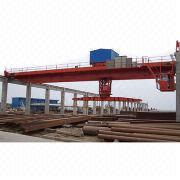 QL Revolving Handcart Electromagnetism Hanger Bridge Crane from China (mainland)