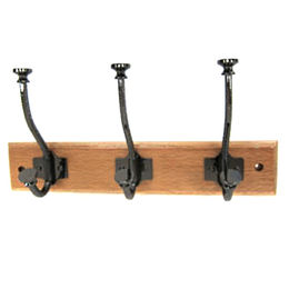 Zinc alloy hat and coat rack hooks from Hong Kong SAR