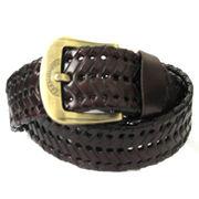 Men's Fashion Leather Belt from China (mainland)