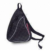 Triangle Backpack, Measure 37.5 x 47 x 13cm, with One Zipper Main Compartment from Fuzhou Oceanal Star Bags Co. Ltd