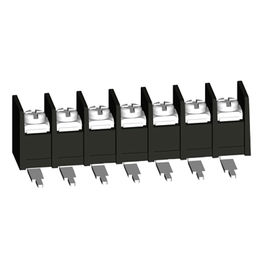 7.62mm Barrier DIN Rail Terminal Block from China (mainland)