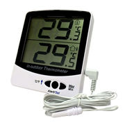 Indoor-outdoor Thermometer from Hong Kong SAR