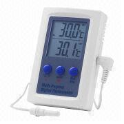 Hong Kong SAR Indoor/Outdoor Alarm Thermometer
