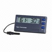Compact Digital Hygro-thermometer from Hong Kong SAR