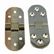 Stainless Hinges from China (mainland)