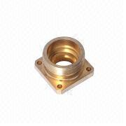 Brass Machined Connector from China (mainland)