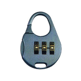 Zinc Alloy 3 Combination Padlock from Kin Kei Hardware Industries Ltd