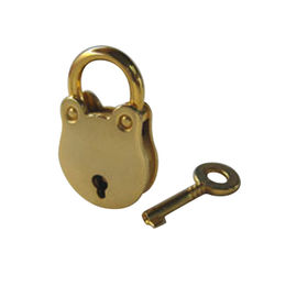 Zinc alloy mini padlock from Kin Kei Hardware Industries Ltd