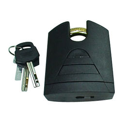 High security close shackle padlock with plastic cover from Kin Kei Hardware Industries Ltd