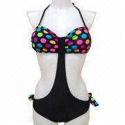 China Ladies' one-piece bikini