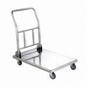 Stainless steel platform handtruck from China (mainland)