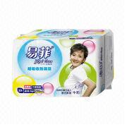 Sanitary napkins from China (mainland)