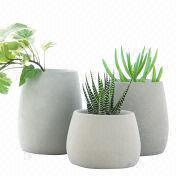 Flower Pots from Taiwan