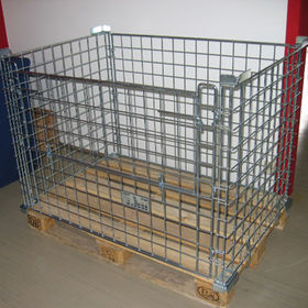 Wire Container from China (mainland)