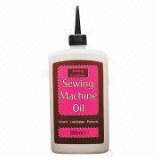 Sewing machine oil from Hong Kong SAR