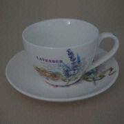 Tea Cup/Saucer from China (mainland)