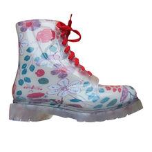 Women's Plastic Rain Boot from China (mainland)