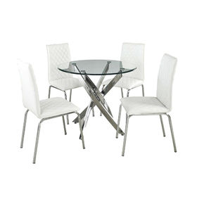 Glass Dining Table from China (mainland)
