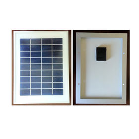 5W/9V Polycrystalline Silicone Solar Panel from China (mainland)