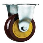 Wholesale medium duty double ball bearing pu/pvc caster, medium duty double ball bearing pu/pvc caster Wholesalers