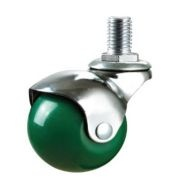 Wholesale Rubber Ball Caster Plastic Furniture Caster, Rubber Ball Caster Plastic Furniture Caster Wholesalers