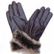 Leather Gloves from China (mainland)