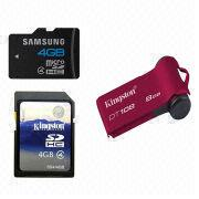 Memory Card and Flash IC Manufacturer