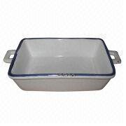 Ceramic ovenware from China (mainland)