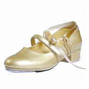 Women's Tap Shoe from China (mainland)