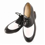 Men's Two-tone Tap Shoes from China (mainland)