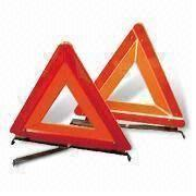 Warning Triangles from China (mainland)