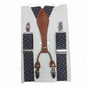 Jacquard Suspender from China (mainland)