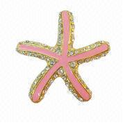 Magnetic Bling Brooch from China (mainland)
