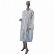 Nonwoven lab coat from China (mainland)