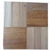 Lam parquet flooring from Myanmar