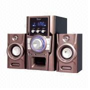 Computer speakers from China (mainland)