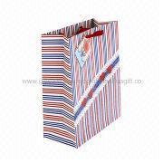Glossy Laminated Valentine Day Retail Paper Bag from China (mainland)