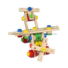 Wooden Toy, measures 36x26x5cm