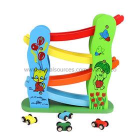 Wooden toys for kids, measures 29x29x10cm, confirms EN 71 test